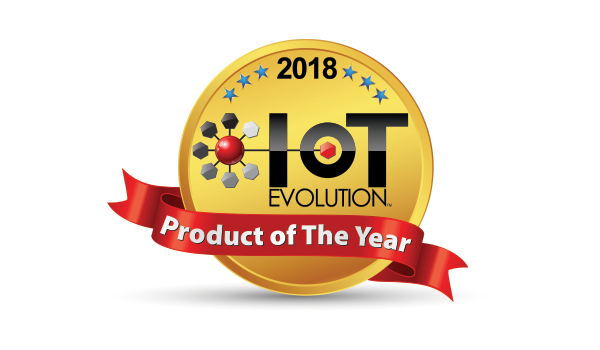 Blue Ridge Networks Receives 2018 IoT Evolution Product of the Year Award